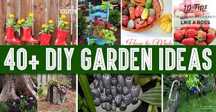 Easy Landscaping Ideas Backyard Give Your Backyard A Complete Makeover With These Diy Garden Ideas