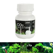 new 100pcs fish tank ista aquarium co2 adding tablet carbon