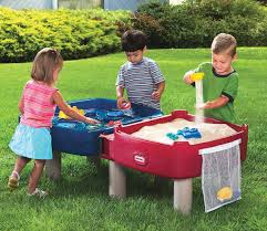 sand and water table with lid easy store sand water table little tikes