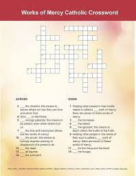 8 Best Catholic Images On - 8 best catholic brainteasers images on pinterest crossword
