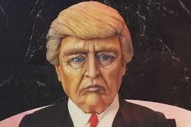 us elections 2016 donald trump cake ready at his headquarters in