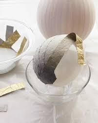 elegant paper easter eggs martha stewart