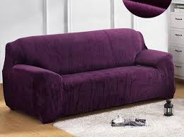 purple sofa slipcover pixel stretch sofa slipcover fashion couch cover grey sofa cover
