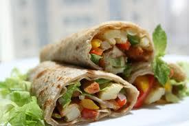 arabic wrap chicken wrap vita diet lose weight fast