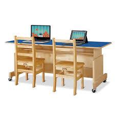 Kid Computer Desk Computer Desk School Desk Open Front Desk Metal Student