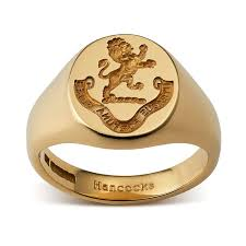 signet ring men signet rings mens womens gold silver myfamilysilver