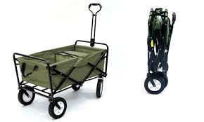 home depot black friday folding cart 69 99 for a mac sports wagon with cooler groupon