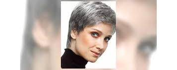 coupe pour cheveux gris coupe de cheveux gris court femme