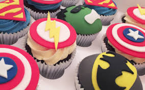 marvel cupcakes bespoke celebration cakes for all occasions