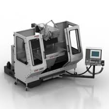 3d milling industrial construction equipment 3d models milling machine