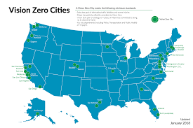 Chicago Traffic Map Vision Zero Cities U2013 Vision Zero Network