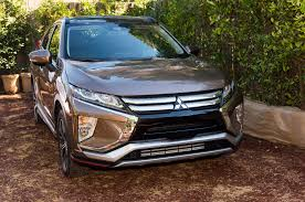 mitsubishi eclipse 2018 mitsubishi eclipse cross first drive review automobile magazine