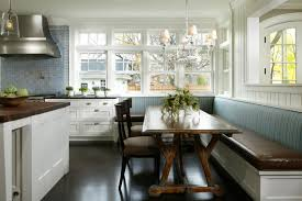 Driftwood Kitchen Table Booth Style Kitchen Table Ideas You Will Love U2013 Decohoms