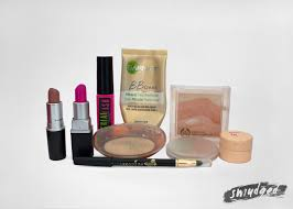 jess everyday makeup selection