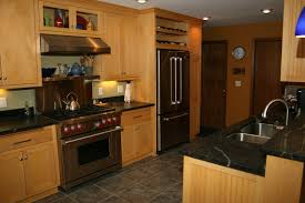 Kitchen Design With Oak Cabinets Flooring Inspiring Interior Tile Design Ideas With Cozy
