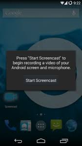 android screencast record your android screen in cm11 with cyanogenmod screencast