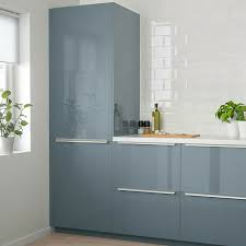 ikea high gloss kitchen cabinets ikea kallarp 15x5 drawer high gloss grey turquoise new in box 003 227 84