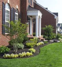 Simple Landscape Ideas by 130 Simple Fresh And Beautiful Front Yard Landscaping Ideas