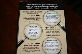 thompson answer bible niv review bible buying guide