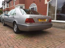 mercedes owners uk 1994 mercedes s class w140 series s280 for sale