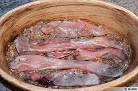 cuisiner les airelles terrine de gibier aux airelles recette de cuisine