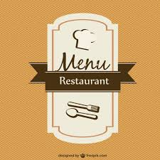 menu card templates menu card template vector vector free
