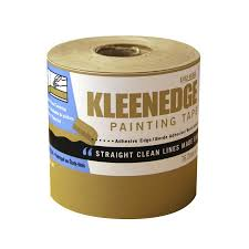 shop masking paper film at lowes com trimaco 3 in x 180 ft adhesive craft masking paper