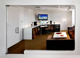 editing suite commercial office interior design um project