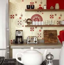 french country kitchen wallpaper borders home design ideas
