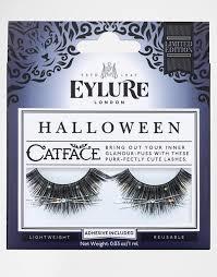 eylure eylure halloween lashes catface