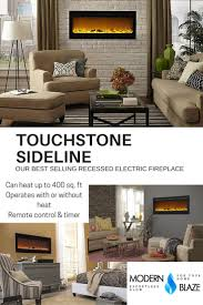 Recessed Electric Fireplace 18 Best Electric U0026 Led Fireplaces Images On Pinterest Electric