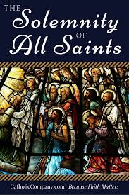 is thanksgiving a holy day of obligation the church triumphant november 1st the solemnity of all saints