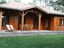 Maison En Bois Cap Ferret Wooden Villa In Petit Piquey Fishing Hut Style Between Basin And