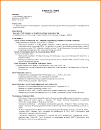 Resume With Salary History Sample Resume Work History Format Resume For Your Job Application