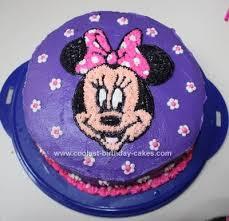 coolest minnie mouse cake domáca výroba farby a láska