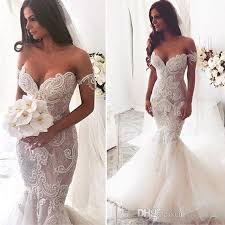trumpet wedding dresses lace trumpet wedding dress 2017 vintage the shoulder
