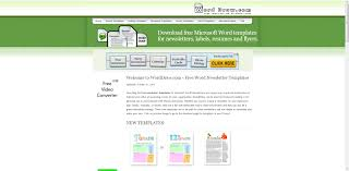Resume Microsoft Word Template Resume Template Lease Microsoft Word Free California Sub