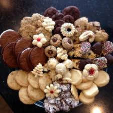 67 best cookie platters images on pinterest christmas cookies