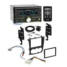nissan altima 2005 double din pioneer car radio stereo dash kit wiring harness for 2007 2011