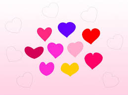 heart design for powerpoint download free bundle of hearts ppt backgrounds for templates on