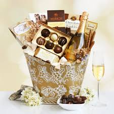 wine and chocolate gift basket gift basket wine shopping mall