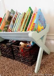 Land Of Nod Bookshelf Children U0027s Book Caddy