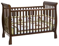 Storkcraft Portofino Convertible Crib And Changer Combo Espresso by Espresso Crib Solid Back Creative Ideas Of Baby Cribs