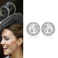 kate middleton diamond earrings kate middleton earrings style jewelry kate