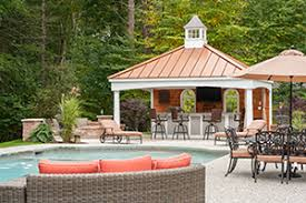 pool houses with bars pool houses poolside bars decks plus custom pool houses ma