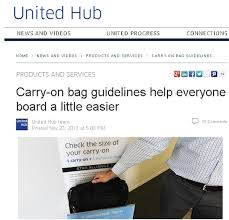 carry on size united united s strict new carry on baggage rules go into effect the