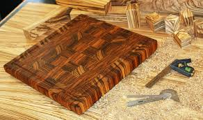 Fine Woodworking 230 Pdf by Custom Made Zebrawood End Grain Cutting Board Woodworking Stuff