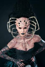 special effects schools professional sfx makeup idea and prosthetics paired with