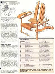 Diy Adirondack Chairs Diy Adirondack Rocking Chair Plans Build Adirondack Rocking Chair