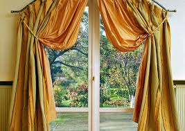 curtains stunning sliding door curtains blinds for french doors